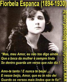 Veredas da Língua: Florbela Espanca - Poemas