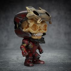 The World's First Freestanding Full Body Skeleton In Funko Pop Dimensions Funko Pop Marvel, Marvel E Dc, 3d Figures, Funko Pop Figures, Vinyl Figures, Pop Custom, Custom Funko Pop, Vinyl Toys, Funko Pop Vinyl