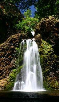 Oregon Waterfalls - Fall Creek Falls