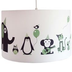 Lamp Feestbeesten | groen