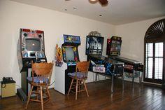 Realty Executives International Unique Game Rooms Listing- An arcade (arcade!) at 2002 E RANCH ROAD, Tempe, AZ for sale.