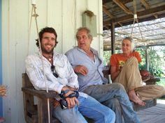 Farmer Jay, of Boca Raton, in California. A Green String intern carrying green principles worldwide. http://sonoma.towns.pressdemocrat.com/2012/05/news/green-string-interns-carrying-green-principles-worldwide/