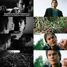 """#TVD 8x08 """"We Have History Together"""" - Stefan and Damon"""