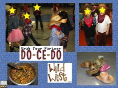 Mrs. Lirette's Learning Detectives: Yee-haw! Saddle Up! {Freebie}