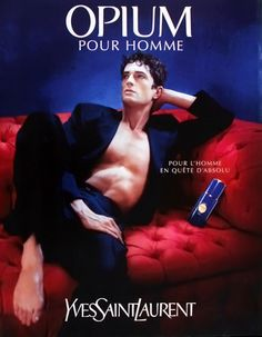 Parfum Opium pour Homme par Yves Saint Laurent