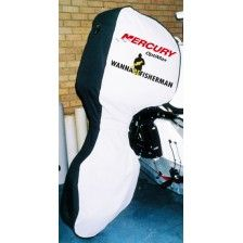 Full outboard motor cover Fishing Stuff, Outboard Motors, Dresses For Work, Cover