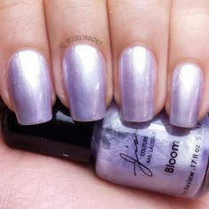 Bloom by Jior Couture part of the Scents of Spring Collection available now. Full review available on my blog. #swatch #nail #nails #indie #nailpolish #jiorcouture