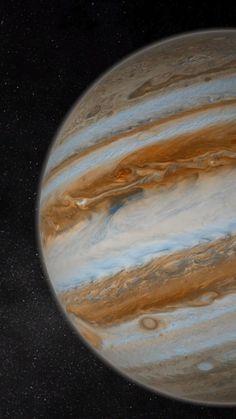 Jupiter Wallpaper, Wallpaper Earth, Night Sky Wallpaper, Planets Wallpaper, Wallpaper Space, Unique Wallpaper, Colorful Wallpaper, Hd Wallpaper, Scenery Wallpaper