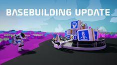 Astroneer - Basebuilding Update Trailer https://www.youtube.com/watch?v=GCA80QgMTNU #gamernews #gamer #gaming #games #Xbox #news #PS4