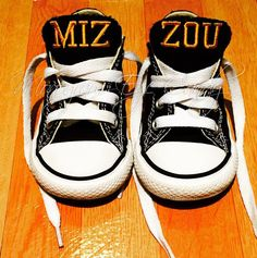 f0a05b9e3 Customized Converse Sneakers- MIZZOU Edition (Baby Toddler) – Monogram Eye  Candy Baby