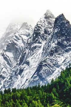 Aiguilles de Chamonix, France | Geir Braathen
