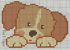 Baby Boy Knitting Patterns, Crochet Stitches Patterns, Baby Knitting, Cross Stitch Patterns, Cross Stitch Cards, Cross Stitch Animals, Cross Stitching, Cross Stitch Embroidery, Pixel Crochet Blanket