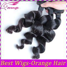 Loose Wave Bundles Unprocessed Peruvian Human Hair Weaves Virgin Hair 3Pcs Human Hair Extensions For Black woman