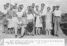 William Otha Beadles family