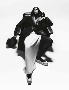 visual optimism; fashion editorials, shows, campaigns & more!: grand chic: aymeline valade by solve sundsbo for vogue italia july 2012
