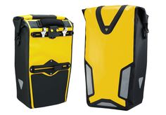 Topeak® Cycling Accessories — Products - Pannier DryBag DX, yellow