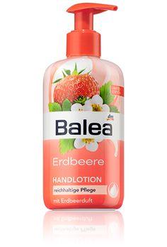 Balea Handlotion Erdbeere