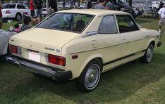Vintage Subaru Loyale Hatchback
