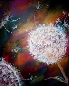 20 Oil And Acrylic Painting Ideas For Enthusiastic Beginners (20) #OilPaintingFashion