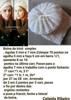 Handmade Crafts, Diy And Crafts, Knit Crochet, Crochet Hats, Knitting Patterns, My Photos, Winter Hats, Baby, Beanies