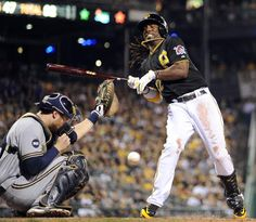 Sept. 20, 2014 — Brewers 1, Pirates 0 (Photo: Christopher Horner  |  Trib Total Media)