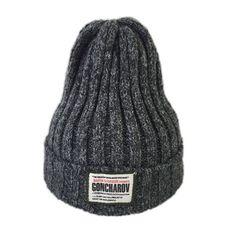 2018 Skullies & Beanies Beanies Knit Hat Female Winter Hat For Women Beanie Headgear Warm hat winter hats for women men AD027