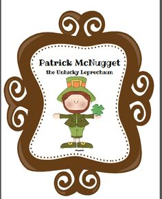 "From TEACH123 - ""St. Patrick's Day: A Bit 'o Fun"" unit information plus 2 FREEBIES for you to try out!  Add enrichment to your curriculum and a wee bit of fun, too!"
