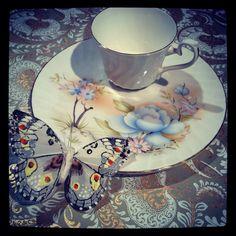 Tea cups from www.ethelsattic.co.uk