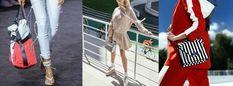 Женские сумки: модные новинки и тренды сезона 2018