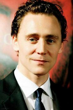 Tom Hiddleston:))