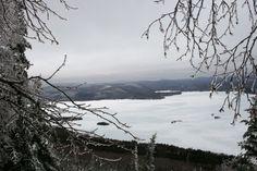 Vue du sommet, mont Ouareau, Québec,avril 2017 Avril 2017, Mountains, Nature, Travel, Outdoor, Outdoors, Naturaleza, Viajes, Trips