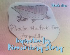 Inspiration for Biomimicry Story – Pink Fairy Armadillo Kindergarten Books, Curriculum Planning, Learn Korean, Pre Writing, Armadillo, Book Themes, Used Books, Book Recommendations, Childrens Books