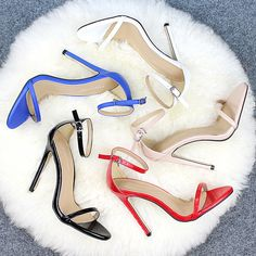 Peep Toe Heels, High Heel Pumps, Women's Pumps, Heeled Sandals, Womens Summer Shoes, Girly, Sexy High Heels, Buy Shoes, Women's Shoes