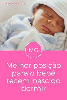 Recem nascido dormir | Melhor posição para o bebê recém-nascido dormir