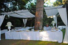 decoracion de mesas para matrimonios al aire libre - Buscar con Google