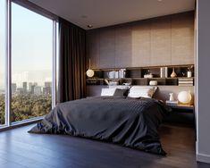 Bed room Vinhome on Behance