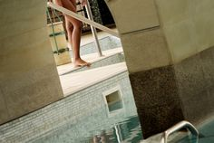 Indoor Thalassotherapy Pool at award winning spa in Cyprus