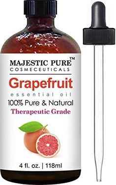 Grapefruit essential oil is used in aromatherapy and offers a variety of health benefits. It is known for its calming properties. Grapefruit has a high vitamin C content and is therefore used in skin ...
