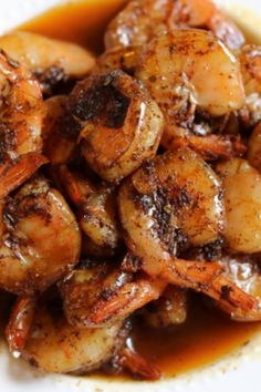 Make your own homemade Bubba Gump Shrimp with this copycat recipe.  Recipe by CopyKat.com