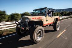 Legacy Scrambler Jeep