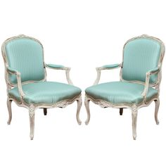 1stdibs - A Pair of Louis XV Style Fauteuils explore items from 1,700  global dealers at 1stdibs.com