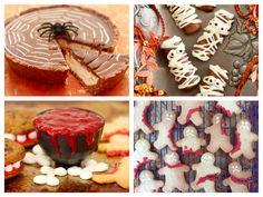 Halloween, Halloween Recipes, Top 10 Halloween Desserts, Gemma Stafford, Bigger Bolder Baking, Recipes, Pies, Homemade Ice Cream, Cookies, TWIX, Halloween Party Ideas