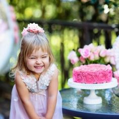 Photo about Little girl celebrate Happy Birthday Party with rose decor in the beautiful garden. Image of decor, cakestand, childhood - 40026117 Traditions D'anniversaire, Birthday Traditions, Childrens Party Games, Kids Party Games, Happy Birthday Parties, Girl Birthday, Birthday Cake, Mardi Gras, Rose Decor