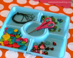 LaLaLoopsy Birthday Party Ideas {On a BUDGET!} - My Sister's Suitcase - Packed with Creativity