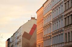 Häuserfassaden Berlin