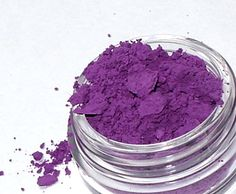 Matte Purple Eyeshadow POE Mineral Makeup by SpectrumCosmetic