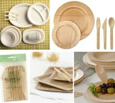 This is the first article of my new eco-chic party and stylish green living column. Stay tuned every Wednesday for more. Although real dinnerware is the ultimate choice, it is not also possible due to time, group size and money. If you need to use disposable tableware for an event, what are the environment friendly choices out there? The high version of environment friendly dinnerware Launched in 2006, the bambu All Occasion Veneerware collection displays contemporary clean lines. The…
