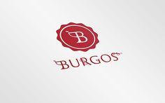 BURGOS - Logo/Bottle Labels on Behance