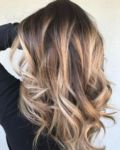 "676 Likes, 11 Comments - Sadie Gray Hairstylist (@sadiejcre8s) on Instagram: ""•SWEPT• I never tire of doing a Balayage with Depth. Never. Definitely an activity of choice for…"""