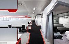 Novo escritório do Google em Londres é inspirado em Star Wars